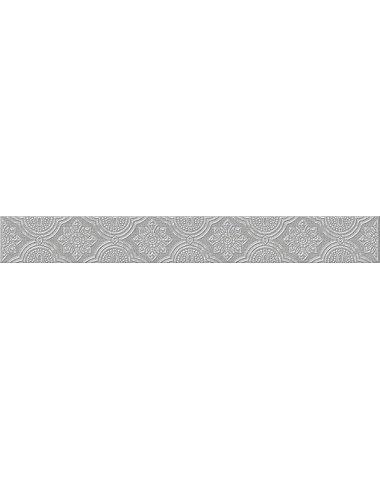 Amadeus Бордюр Grey 50,5х6,2