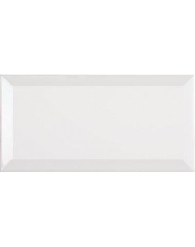 Biselado - 10 Blanco плитка настенная 100x200 мм/96