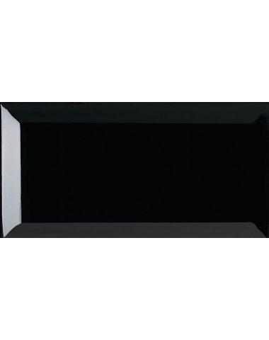 Biselado - 10 Negro плитка настенная 100x200 мм/96
