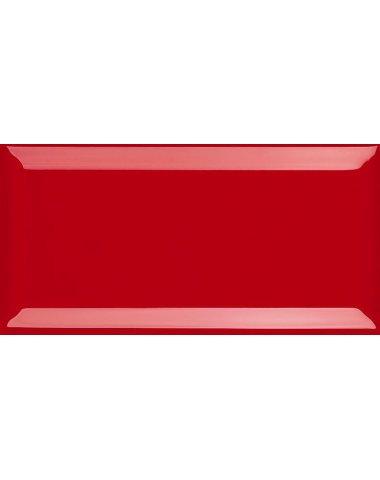 Biselado - 10 Rojo плитка настенная 100x200 мм/96
