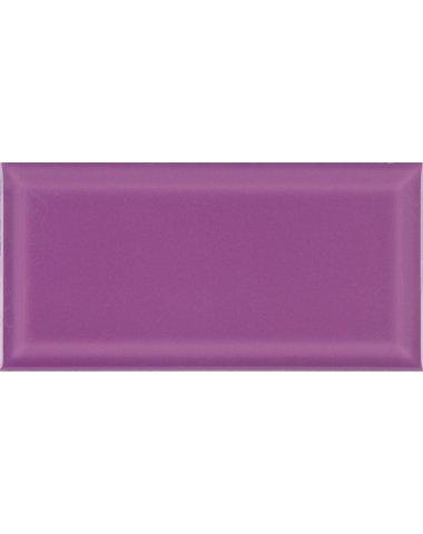 Biselado - 10 Violeta плитка настенная 100x200 мм/96