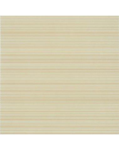 Жасмин на белом коричневая Плитка напольная 41,8х41,8