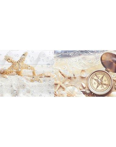 Caliza Декор Beige Mare 2 50,5х20,1