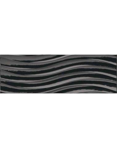 Colorgloss Negro Bend плитка настенная 250х750 мм - 1.5/72