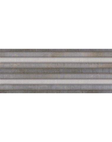 Concorde Grafito Loop плитка настенная 200х500 мм/67,2