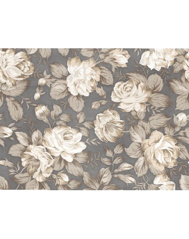 Fiori Grigio Панно цветы 60х80 (компл. из 4шт)
