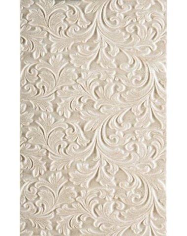 Fresco Декор кремовый матовый - 250х400 мм/72