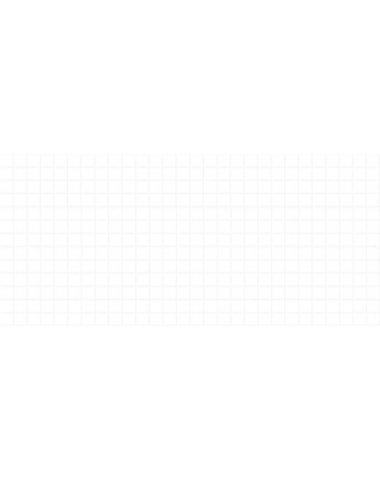 Hammam облицовочная плитка рельеф белый (HAG051D) 20x44