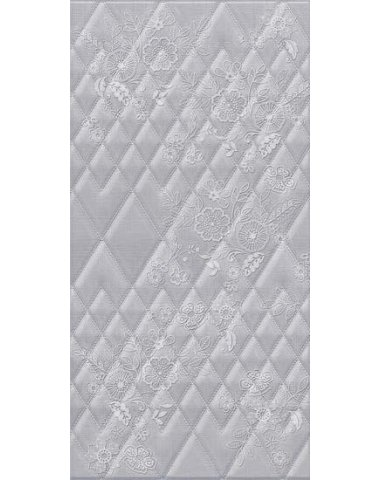 Illusio Плитка настенная Grey 31,5x63