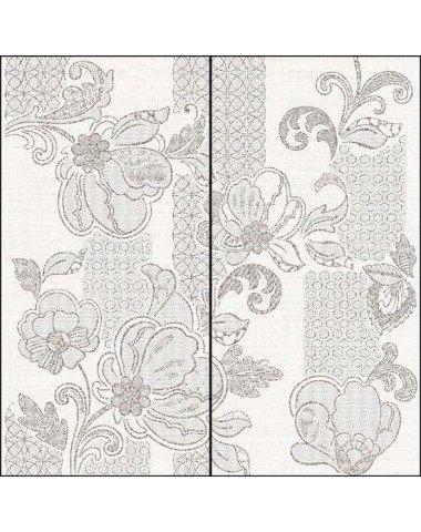 Illusio Панно Grey Pattern 63х63 (комплект из 2 пл.)