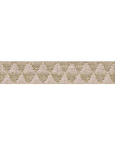 Illusio Бордюр Beige Geometry 6,2х31,5