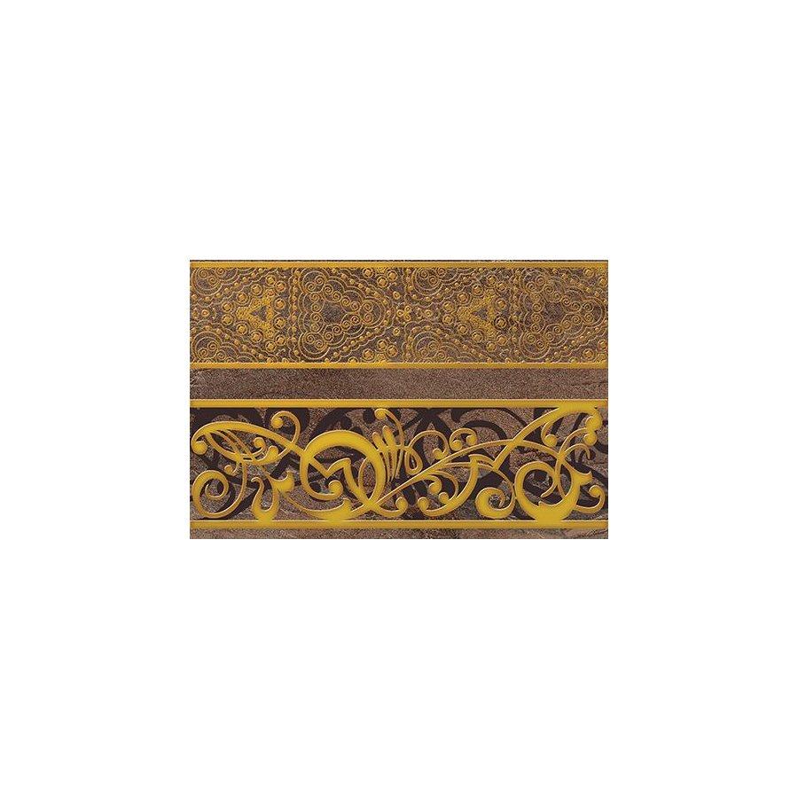 Trevi Декор коричневый (TY2N113) 30x45
