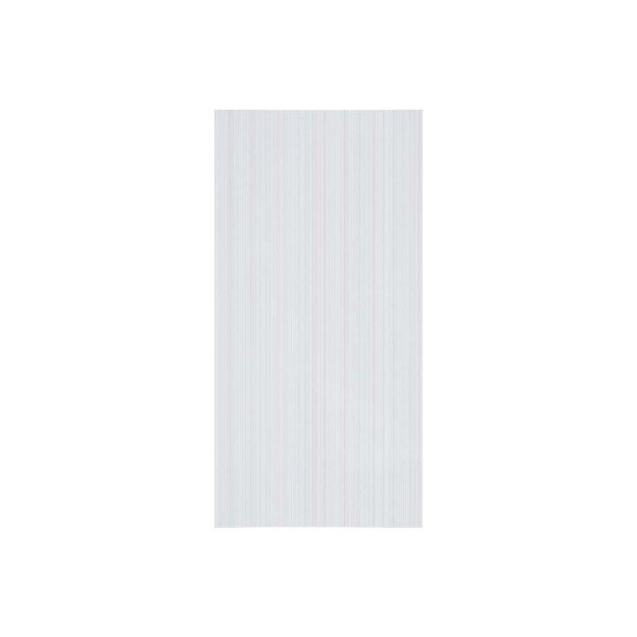 Жасмин на белом серая Плитка настенная 24,9х50
