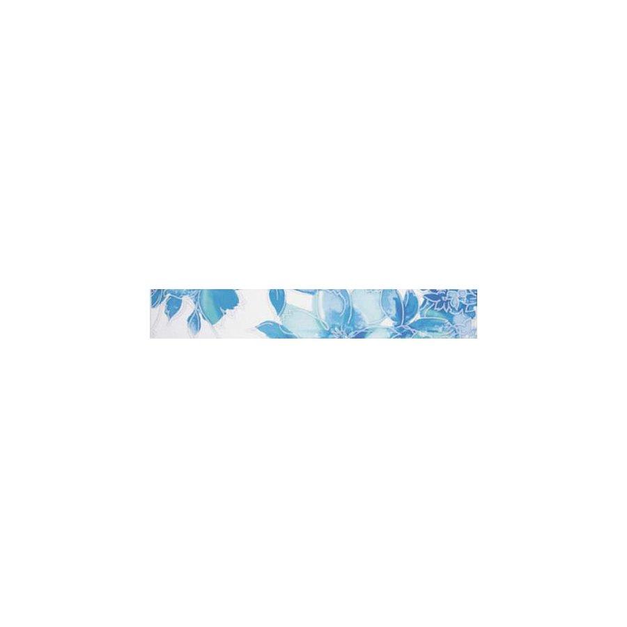 Акварель бордюр бирюзовый 1501-0065 6х39,8
