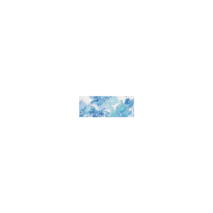 Акварель бордюр бирюзовый 1501-0066 7,5х19,8