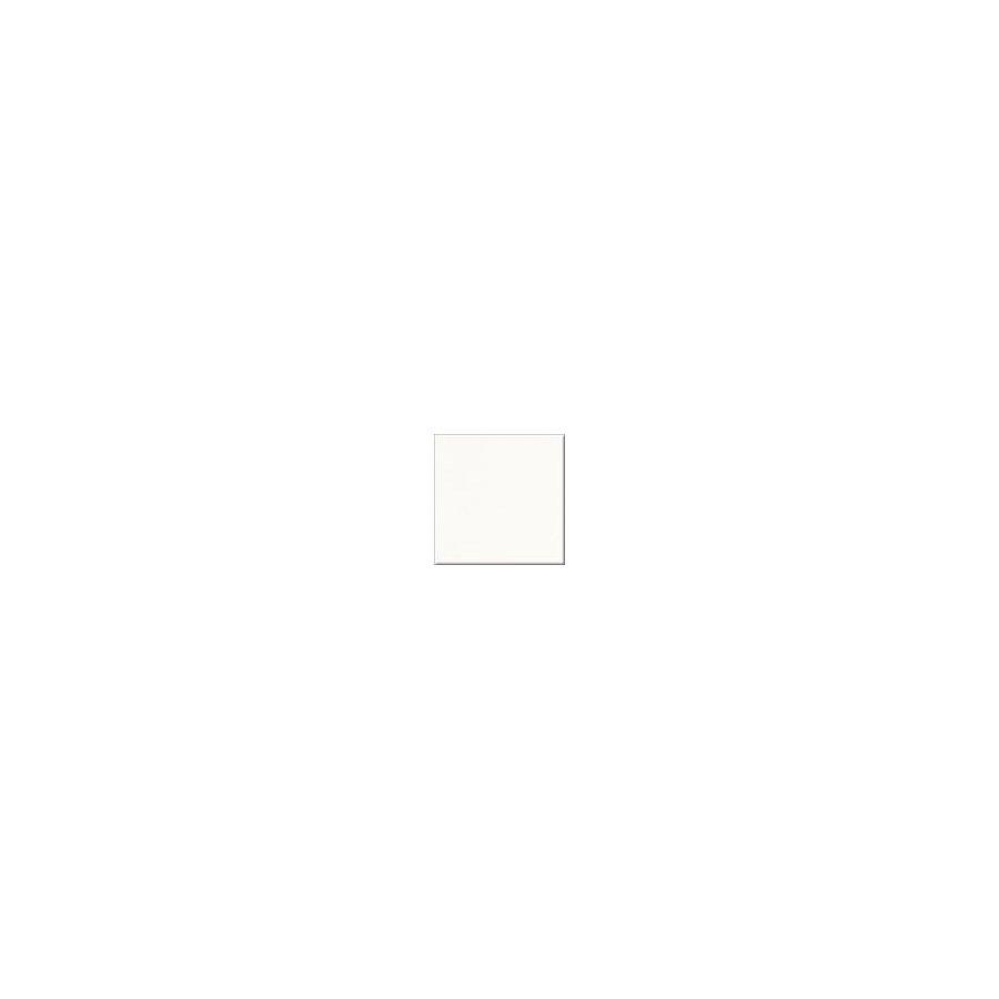 100 Biala polysk/white glossy Плитка настенная 10x10