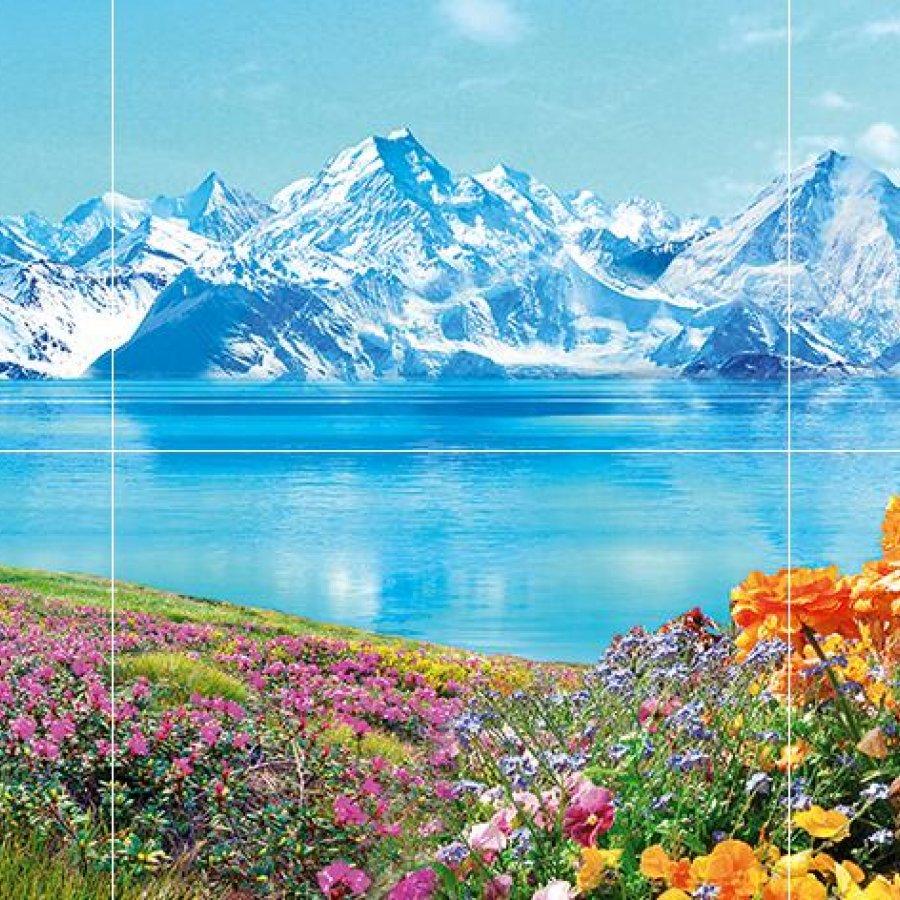Alps P6D246 Панно из 6-ти плиток 90х40