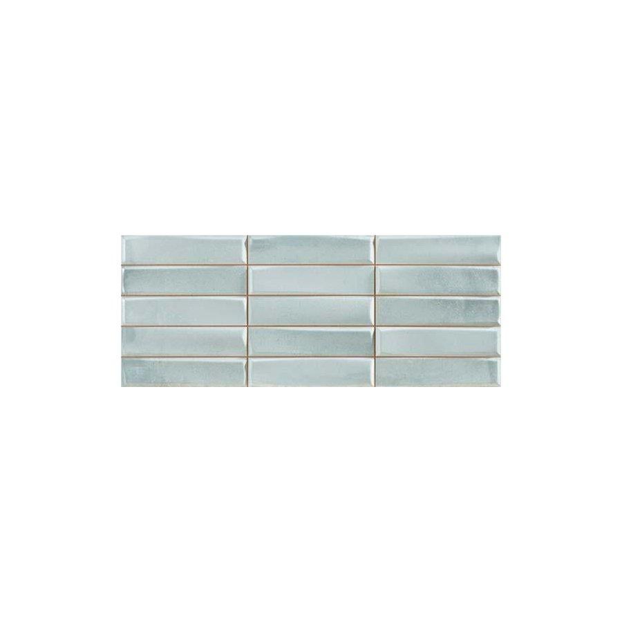 Camargue Argens Mosaic Aqua плитка мозаичная настенная 200х500 мм/48
