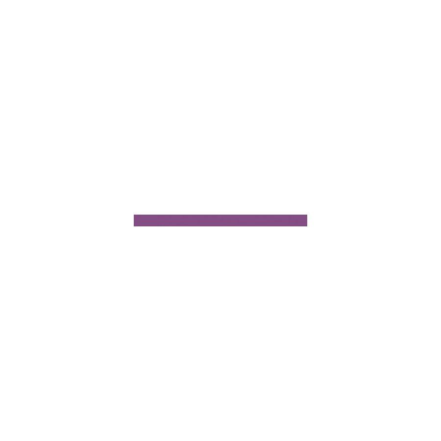 Monocolor Бордюр стеклянный Ral 4008 (фиолетовый) 30х2