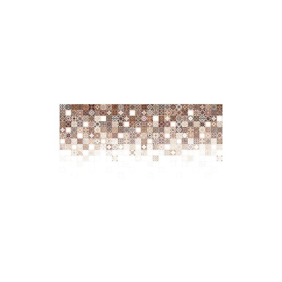 Hammam облицовочная плитка рельеф бежевый (HAG011D) 20x44